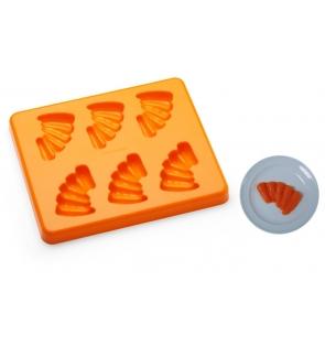 Molde Zanahorias + Tapa Silicona
