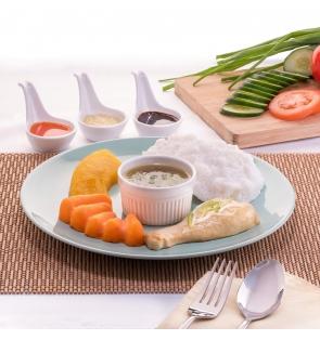 Rice - Puree Food Mold